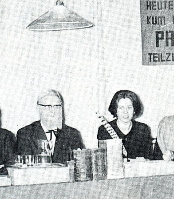 P KBP 1967 PROZESS JESU A